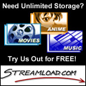Unlimited file storage for all your files!