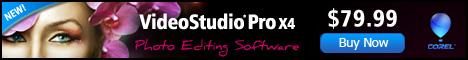 PaintShop Photo Pro X3 Editing Software
