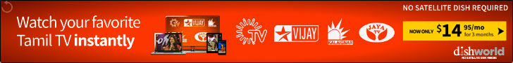 Watch Tamil TV Instantly