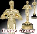 Customizable Award Trophies