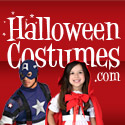 Get adult and kids costumes for Halloween.