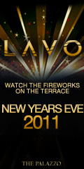Celebrate New Year's at LAVO