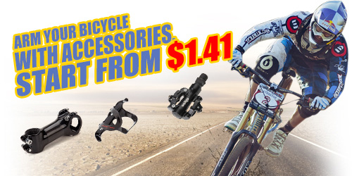 Discount Cycling Accessories - Start From $1.41