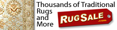 RugSale.com offers the best Traditional Rugs