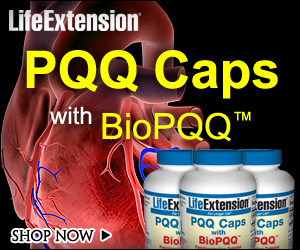 PQQ Caps with BioPQQ - Life Extension