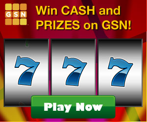 Compete for Cash Playing Games on GSN!