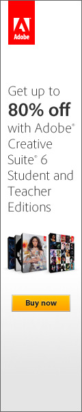 Adobe Education Store Get Up to 80% off!