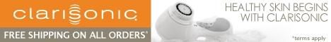 Clarisonic Plus, Face & Body Brush. Free Shipping