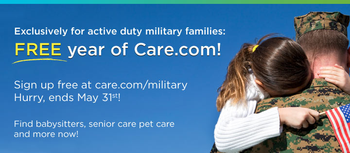 FREE year of Care.com