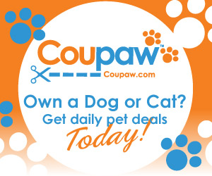 Coupaw daily pet deals