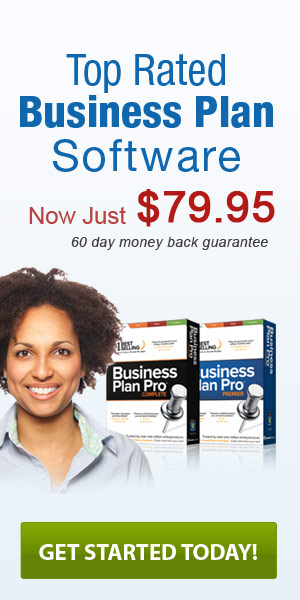Business Plan Pro ($20 Off)