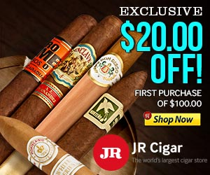 JR Cigar New Customer Offer!