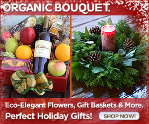 Organic Gift Baskets From Only $26.95