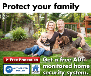 ADT Monitored Alarms