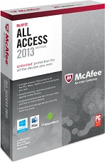McAfee All Access 2015