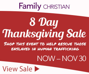 8 Day Thanksgiving Sale
