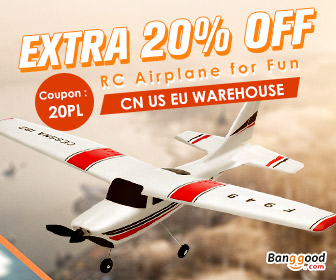 Extra 20% OFF Coupon for RC