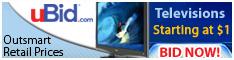 uBid.com Televisions