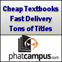phatcampus.com - cheap textbooks