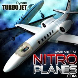 Nitro models radio controlled planes