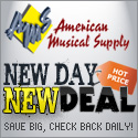 New Day, New Deal at American Musical Supply