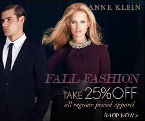 25% Off ALL Accessories at AnneKlein.com