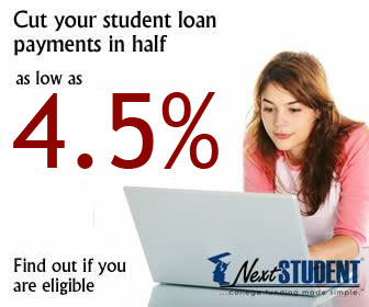 Reduce your student loan payments.