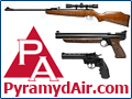 PyramdAir, Airsoft, Guns, The Hunter Supply Outlet