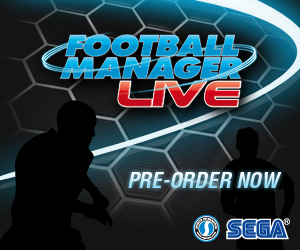 Football Manager Live - PRE-ORDER NOW