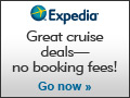Great Savings on Cruises With Expedia!