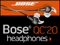 NEW QuietComfort® 20i Acoustic Noise Cancelling® headphones