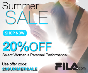 Fila Womens Sale