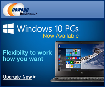 Image for Flexibility to Work How You Want: Windows 10 Systems Now Available. Shop now at Newegg Business
