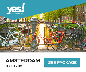 Yes Getaways - Amsterdam