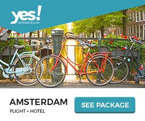 Yes Getaways - Amsterdam