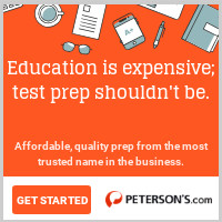 Image for Peterson's Test Prep