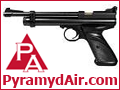 Crosman 2240 air pistol