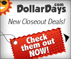 Tons of Savings at DollarDays!
