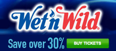 Wet n Wild Water Park Orlando - Save 30% on Tickets!