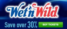 Wet n Wild Water Park Orlando - Save 20% on Tickets!