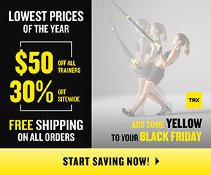 TRX Black Friday Sale