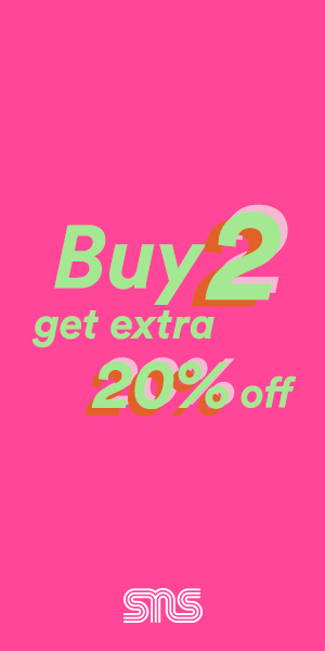 Buy 2 Sale Items Get 20% Off