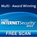 PC Tools Internet Security big banner