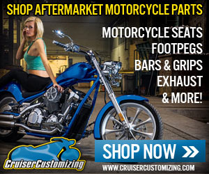 Cruiser Customizing - Get the Latest Motorcycle Accessories