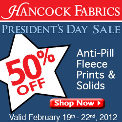 250x250 President's Day Sale - Ends February 22nd