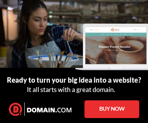 Domain.com Web Hosting Offer