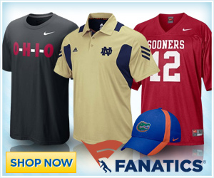 Shop for NCAA Team Gear at Fanatics