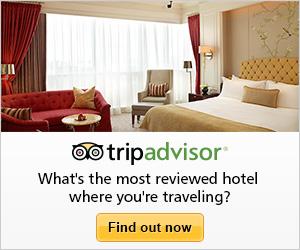 China hotel comparison