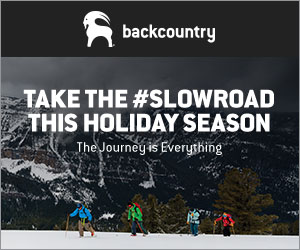 Backcountry Digital Holiday Catalog