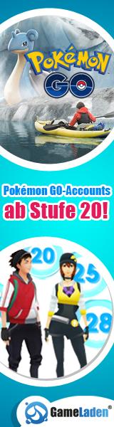 Pokémon GO Account ab 5,39 €